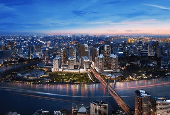 Dự án The Metropole Thủ Thiêm Quận 2
