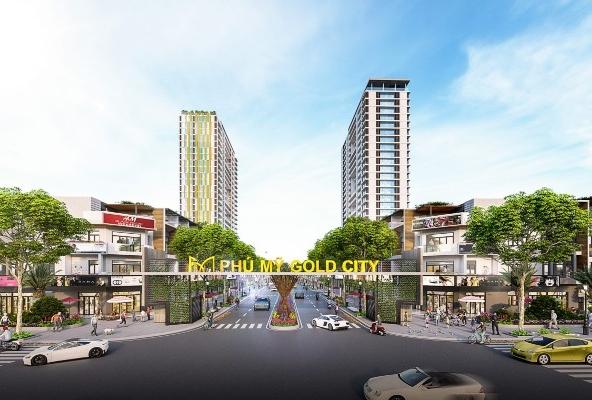 Thông tin dự án Phú Mỹ Gold City- đất nền Phú Mỹ